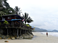 White sand beach op Koh Chang