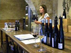 Wijnproeven bij Mas Oller