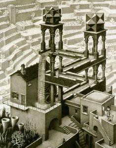 Escher Waterval