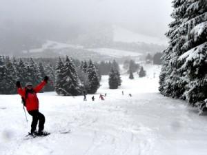Heerlijk skiën in Willingen