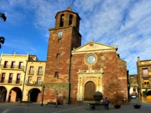 De kerk van Prades