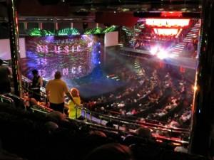 Het Bel Ami Theater op de Costa Fascinosa
