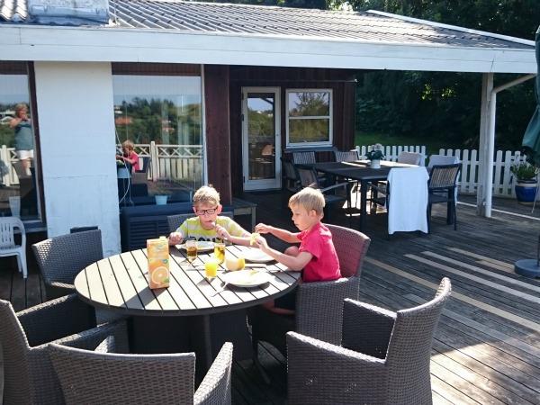 Ons vakantiehuis in Ebeltoft, Djursland