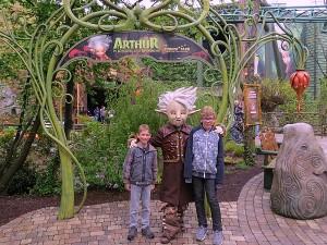 Europapark Arthur