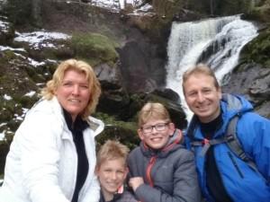 Waterval Zwarte Woud