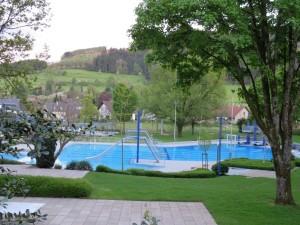 gemeentelijk zwembad Kinzigtal