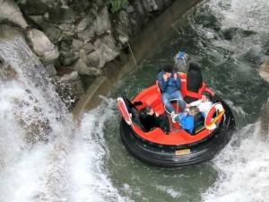Fjord Rafting, helaas niet gedaan...