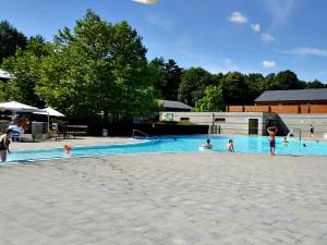 Het Buitenzwembad van Landal Mooi Zutendaal
