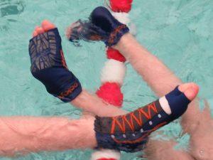 anti slip zwemsokken