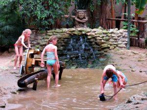 De Kids-jungle bij Tropical Zoo