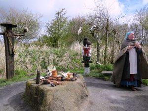 Onze gids bij de beelden van Vikinggoden