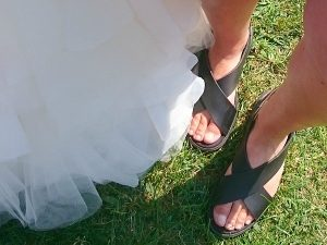 Xsensible Stretchwalker sandaal