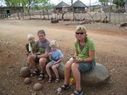 Zuid Afrika 2009