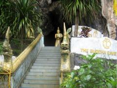 Boedha grot bij Chiang Rai