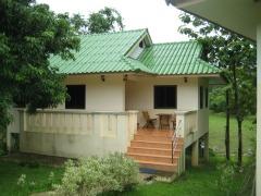 Onze mooie, ruime bungalow