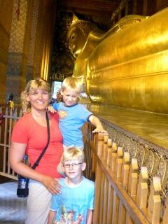 Liggende Boedha Wat Pho
