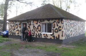 Onze Luipaard jungalow in vakantiepark Beekse Bergen