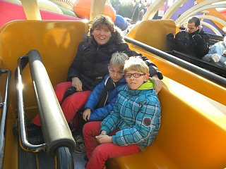 ritje in slinky dog