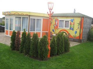 Bungalow van Vakantiepark Oranje