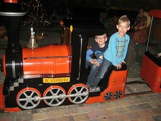 Speelstad Oranje Trein