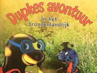 Stripspeurtocht in Zuid Limburg