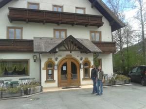 Weerzien bij Gasthof Auwirt