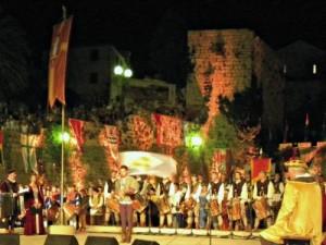Opening van de Rabska Fjera