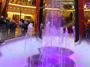 fontein oasis of the seas