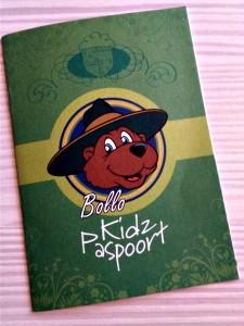 Het Bollo Kidz paspoort