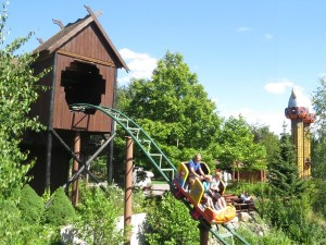 Tors Hamer in Djurs Sommerland