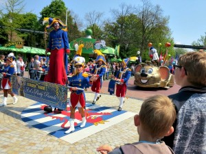 De Parade in Europapark