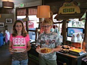 Kinderbuffet Landal 't Loo