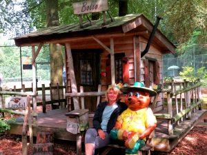 Op bezoek bij Bollo bij Landgoed 't Loo