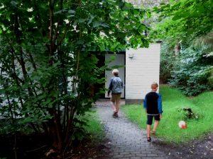 Huisje bij CenterParcs de Eemhof
