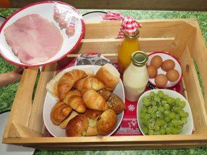 Ontbijt bij de Stolkse Weide