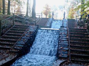 Watervallen van Loenen