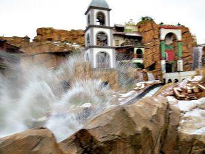 Chiapas attractie in Phantasialand