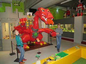 Playmobiel tentoonstelling Limburgs Museum