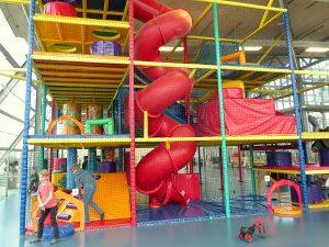 indoor spelen bij Dayz Seawest by Landal