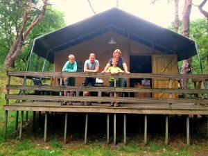 Mooie Summer Lodge bij Beerze Bulten
