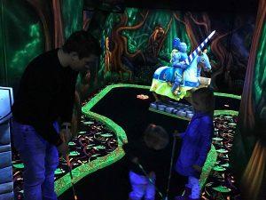 Vakantiepark Klein Vink glowgolf