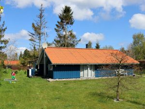 vakantiehuisje op Funen