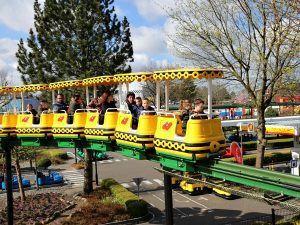 monorail legoland