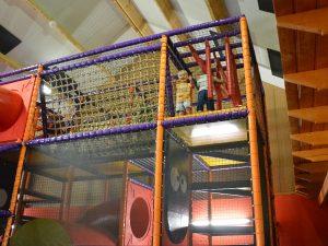 Lekker spelen bij het Restaurant van Camping 't Veld