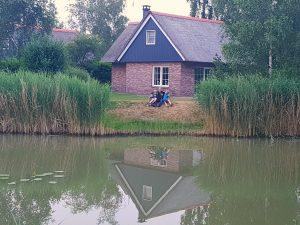 villa weerribben aan het water