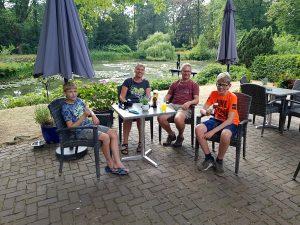 terras hotel erve hulsbeek