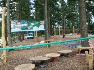 nieuwe speeltuin recreatiepark het Hulsbeek