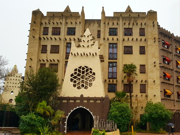 Hotel Matamba Phantasialand