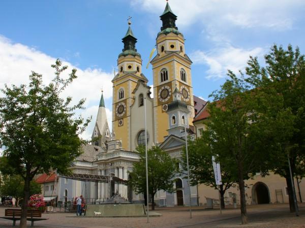 De domkerk in Brixen