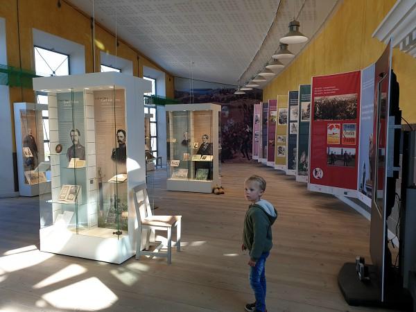 Tentoonstelling Historisch Centrum Dybbøl Banke